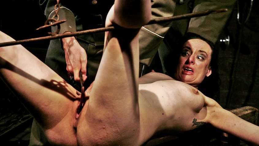 Gay prison humiliation erotic interrogation slave